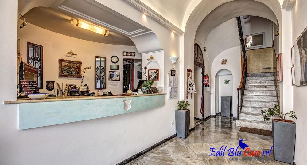 Albergo in vendita a Capri, 16 locali, prezzo € 7.000.000 | Cambio Casa.it