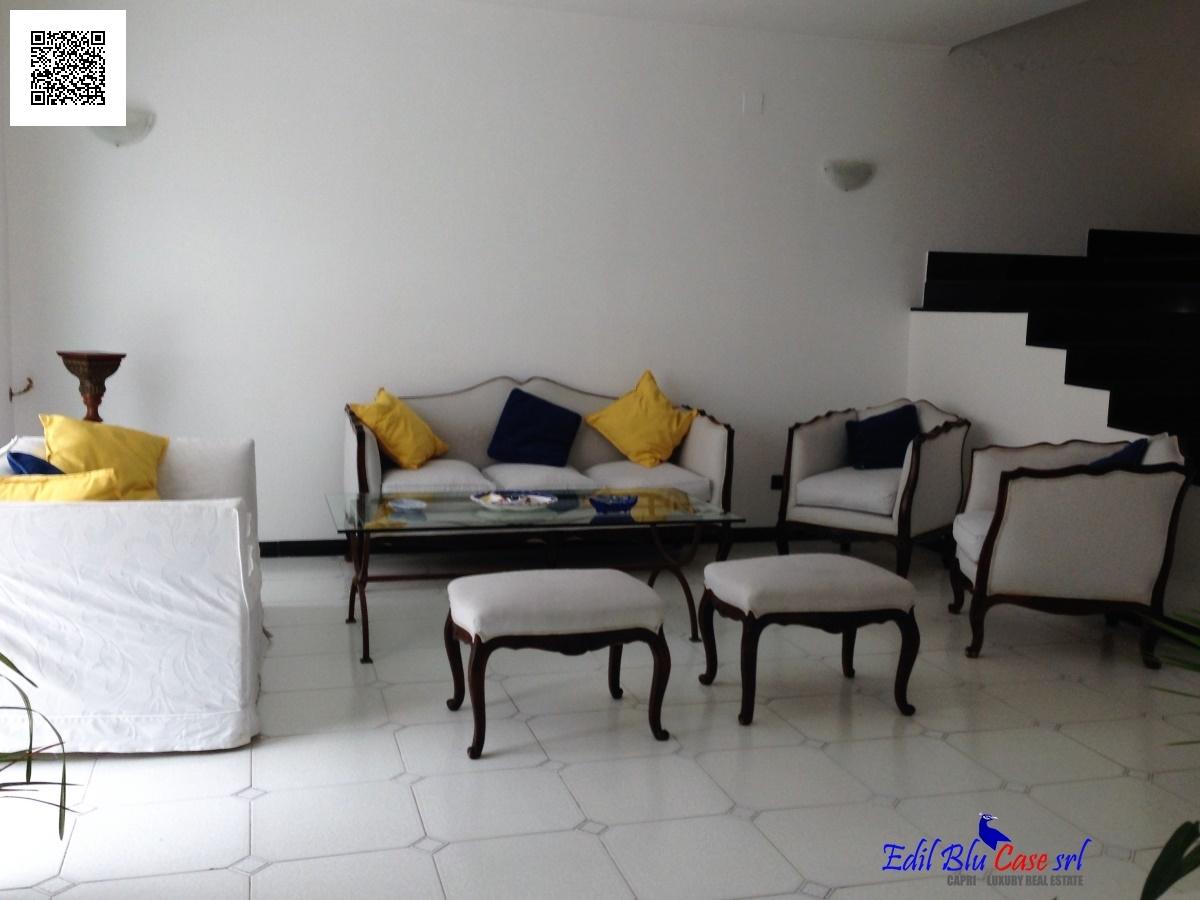 Appartamento in vendita a Anacapri, 5 locali, prezzo € 1.300.000 | CambioCasa.it