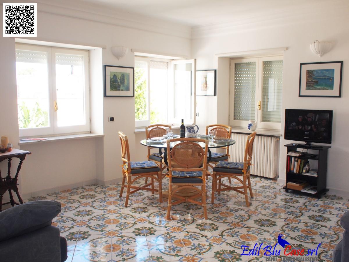 Appartamento vendita ANACAPRI (NA) - 5 LOCALI - 125 MQ