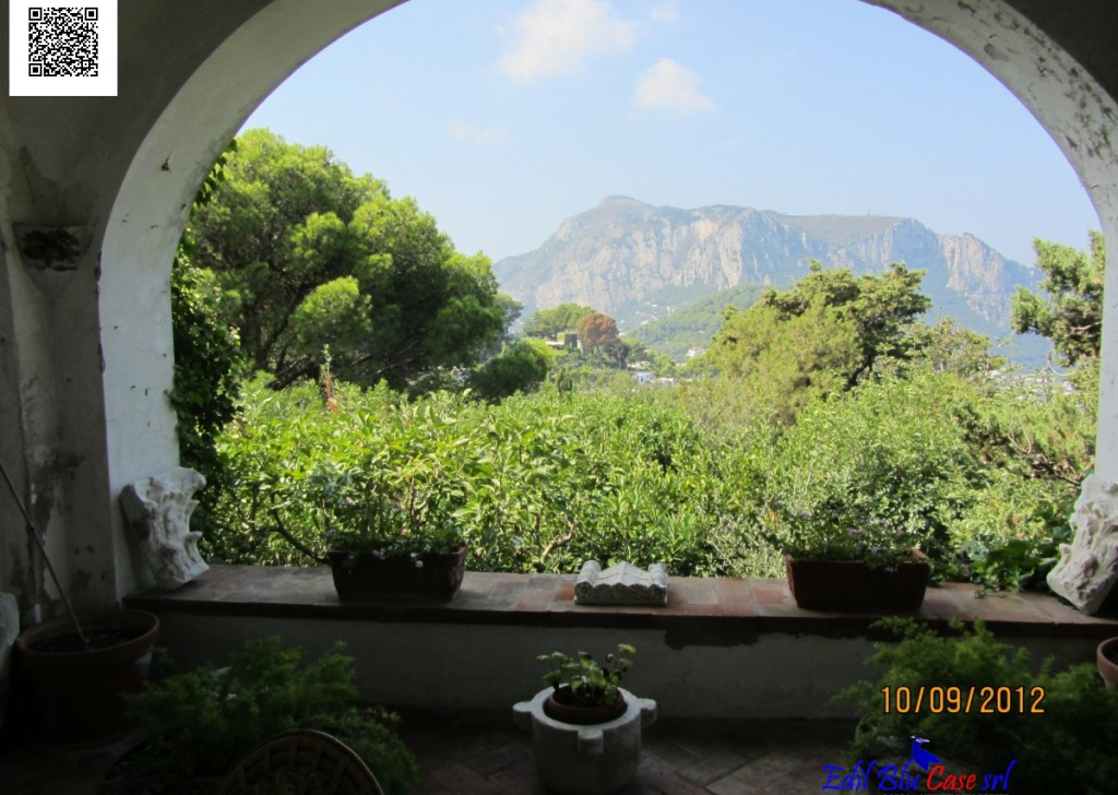 For Sale Luxury villas Capri - Villa La Falconetta Locality