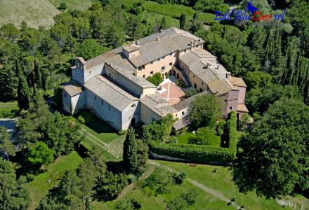 Sale of a Historic Abazia in Tuscany
