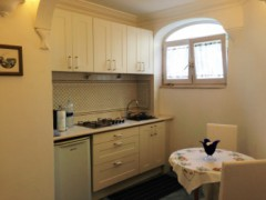 Small room renovated one bedroom with kitchen and bathroom - 3