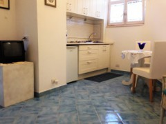 Small room renovated one bedroom with kitchen and bathroom - 2