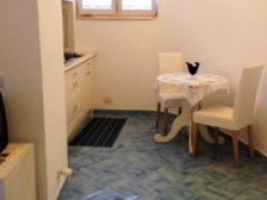 Small room renovated one bedroom with kitchen and bathroom - 5