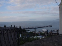 House for two, with a bird's eye view of the port of Capri  - 5