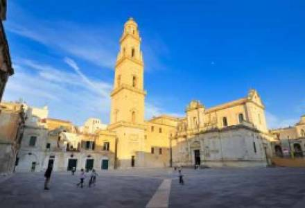 5-Star Hotel in Lecce's Old Town