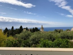 Magnificent detached house a short walk from Via Camerelle with sea views 🛁 3 🛌 2 - 4